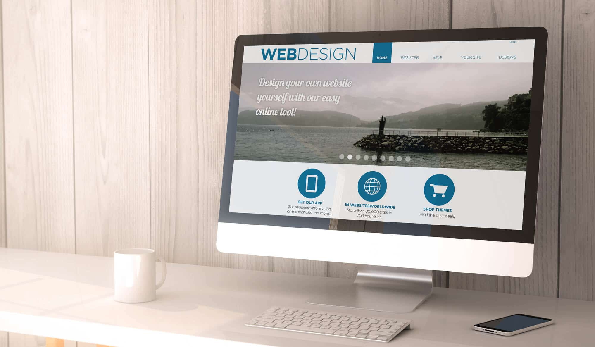 affordable white label web design solutions - Big Easy SEO