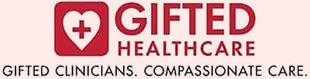Gifted Healthcare Logo - Big Easy SEO