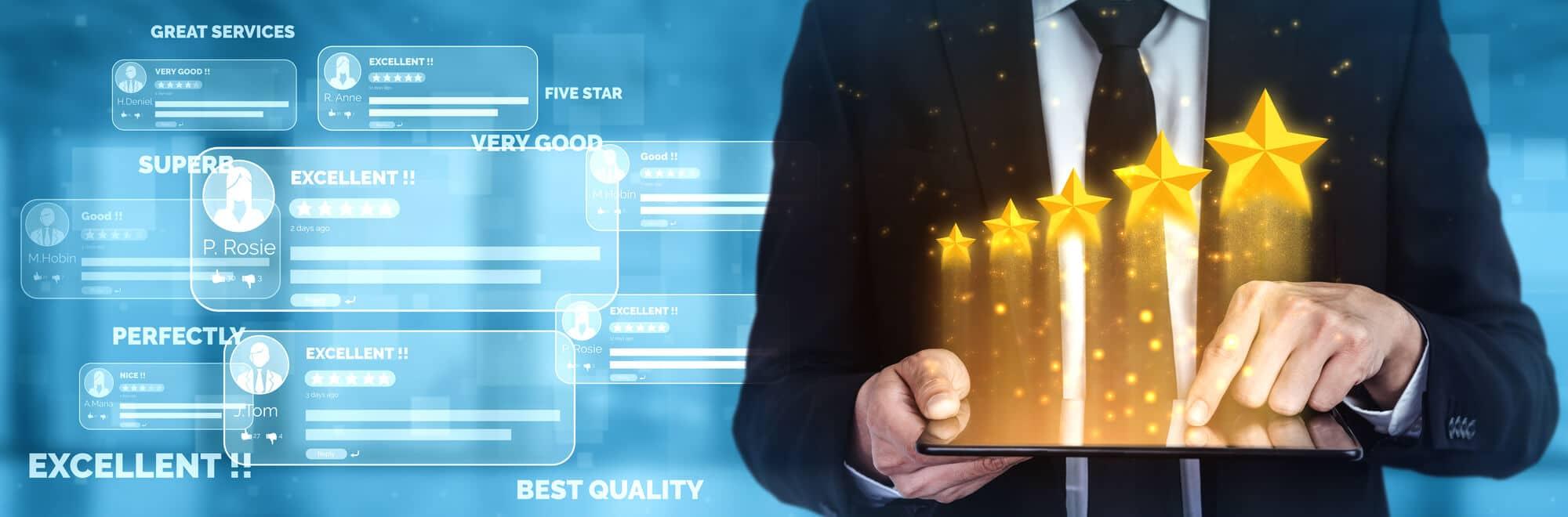 business reputation management services