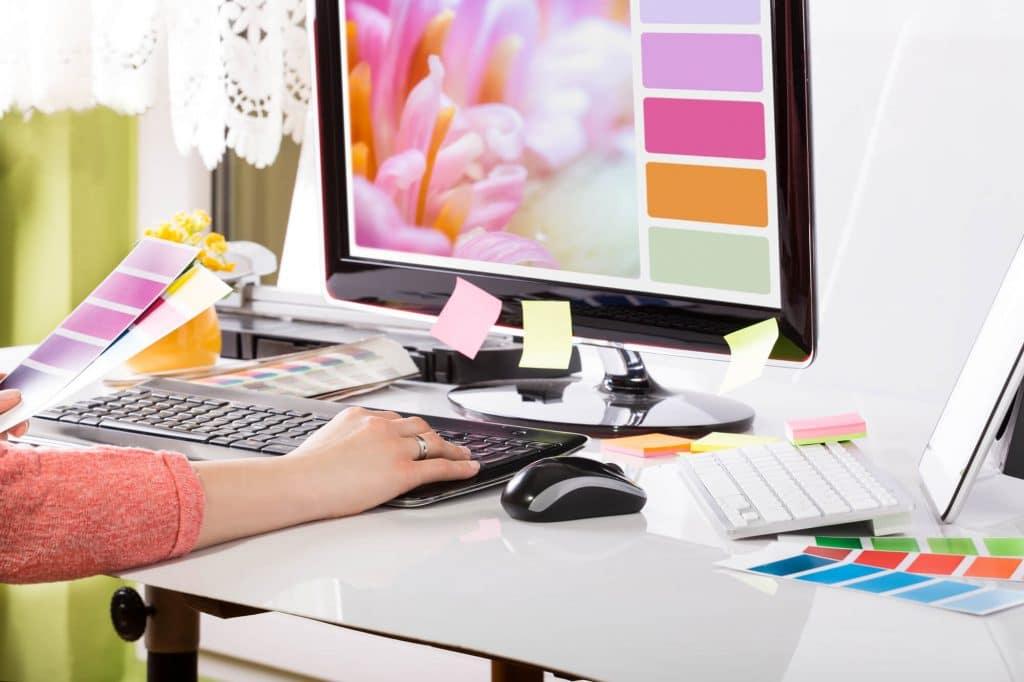 graphics design services - Big Easy SEO