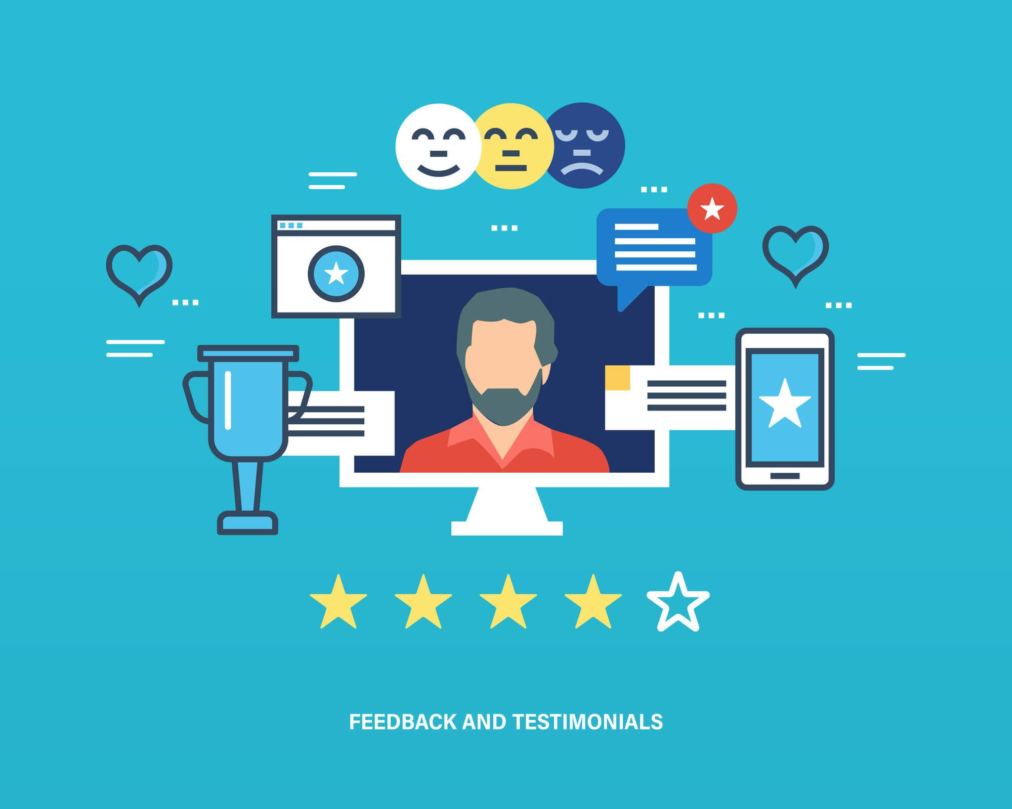 google reviews - Big Easy SEO