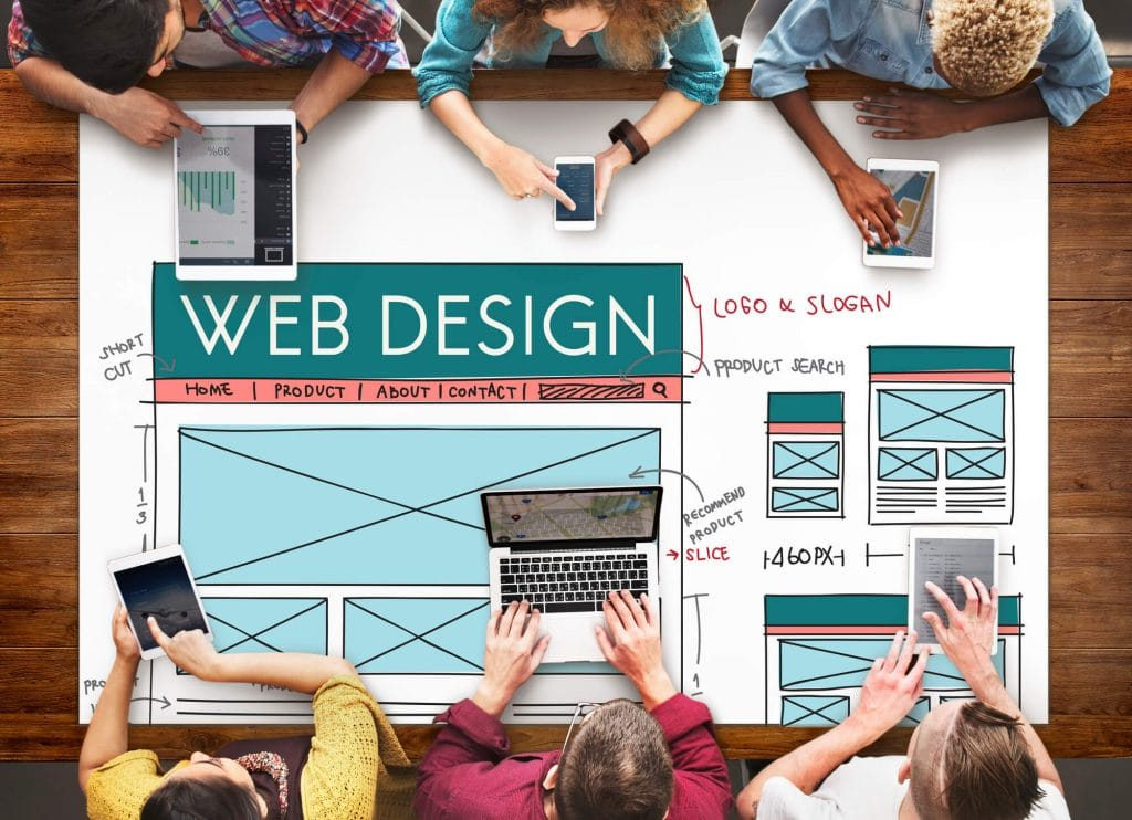 web designing - Big Easy SEO
