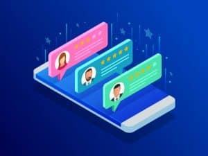 Boost google ranking through customer reviews