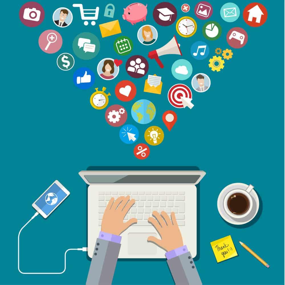 Digital Marketing concept - Big Easy SEO