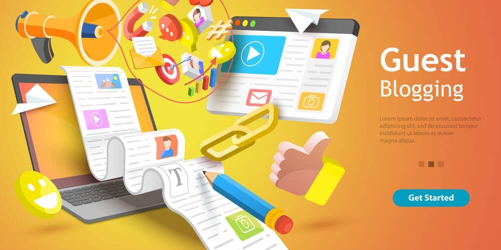 Guest Blogging - Big Easy SEO