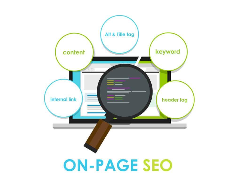 SEO on page services-Bigeasy SEO