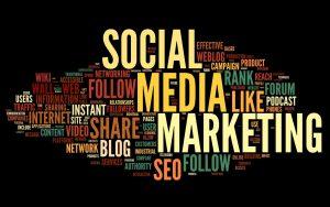 Social media marketing in tag cloud - Big Easy SEO