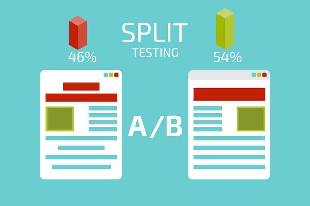 Split Testing - A-B Testing
