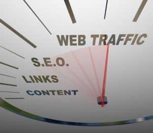 Web Traffic SEO Links Speedometer Online Growth - Big Easy SEO