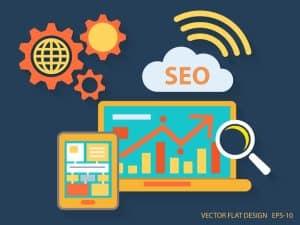 Website analytics search information concept - Big Easy SEO