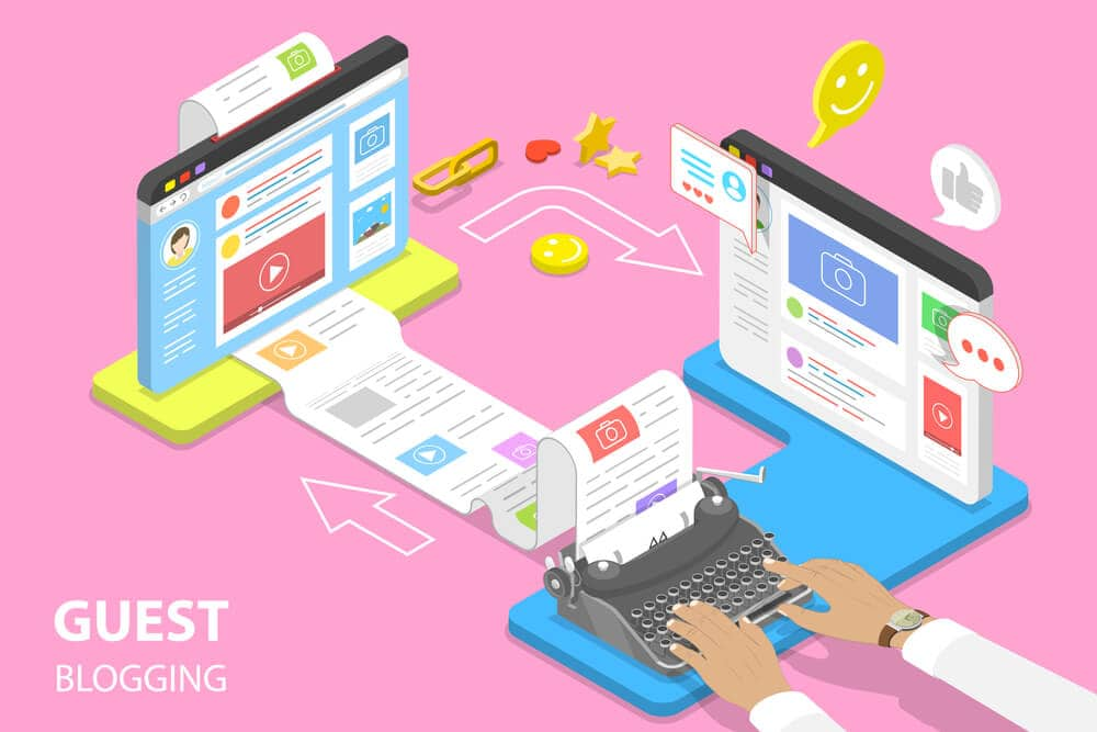 What is Guest Posting - Big Easy SEO